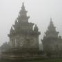 tempels van midden java